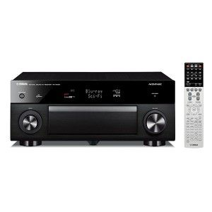 YAMAHA RX-A1030 - With the AVENTAGE RX-A1030, experience enriched audio performance via a symmetrical amp layout, center-mounted transformer design and Anti-Resonance Technology (A.R.T. Wedge). Enjoy the sound quality of the high-grade ESS Technology ES9006 SABRE™ Premier Audio DACs.