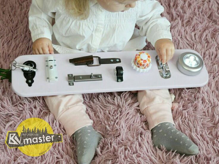 Busy board by WoodToys89 on Etsy