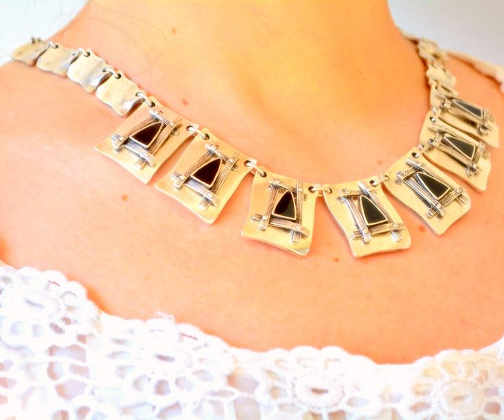 Authentic Indian Necklace, Bombay Old Fashion, Party Black Choker, Weekend Neckl…   – Etsy gift ideas, Etsy board, Etsy amazing unique items, Etsy shops