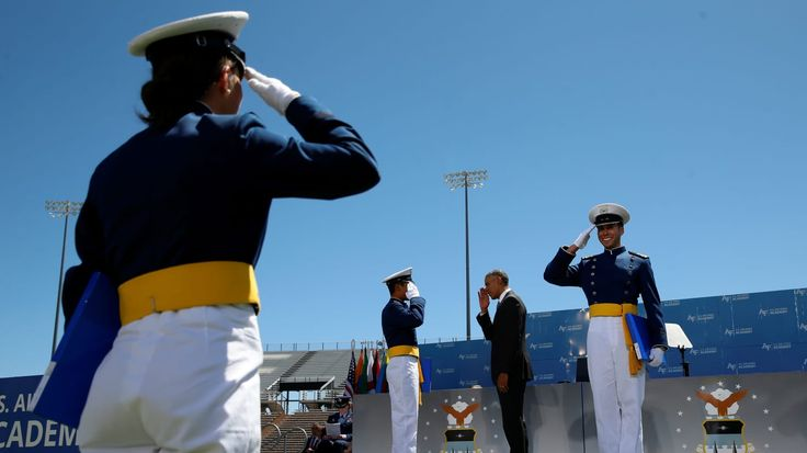 Head of Air Force Academy: Racists 'Need to Get Out' - The Daily Beast