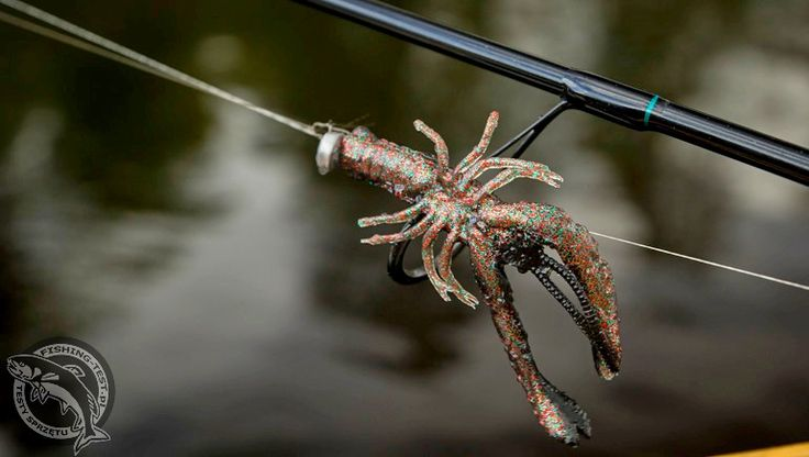 3D LB Reaction Crayfish #wędkarstwo #przynęty