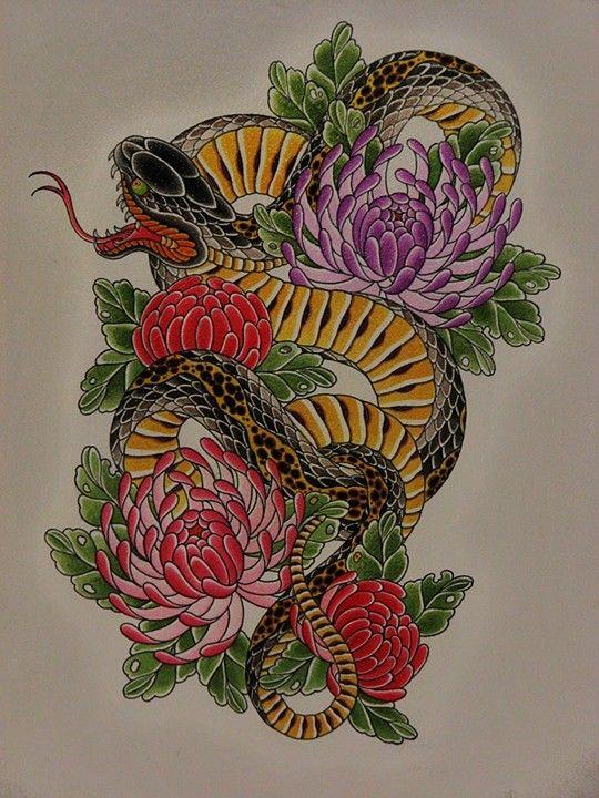 31 best japanese flower images on pinterest japan tattoo japanese tattoos and tattoo designs. Black Bedroom Furniture Sets. Home Design Ideas