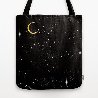 A PINK DREAMER: the night sky art clothing,jewelry and bags collec...