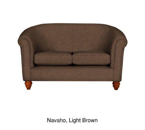 Marks And Spencer Leather Sofa: Emmett Classic Loveseat - Marks & Spencer