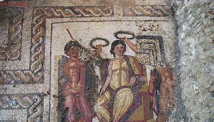Adjudicado el diseño de la cubierta que protegerá los valiosos mosaicos romanos de Azuara