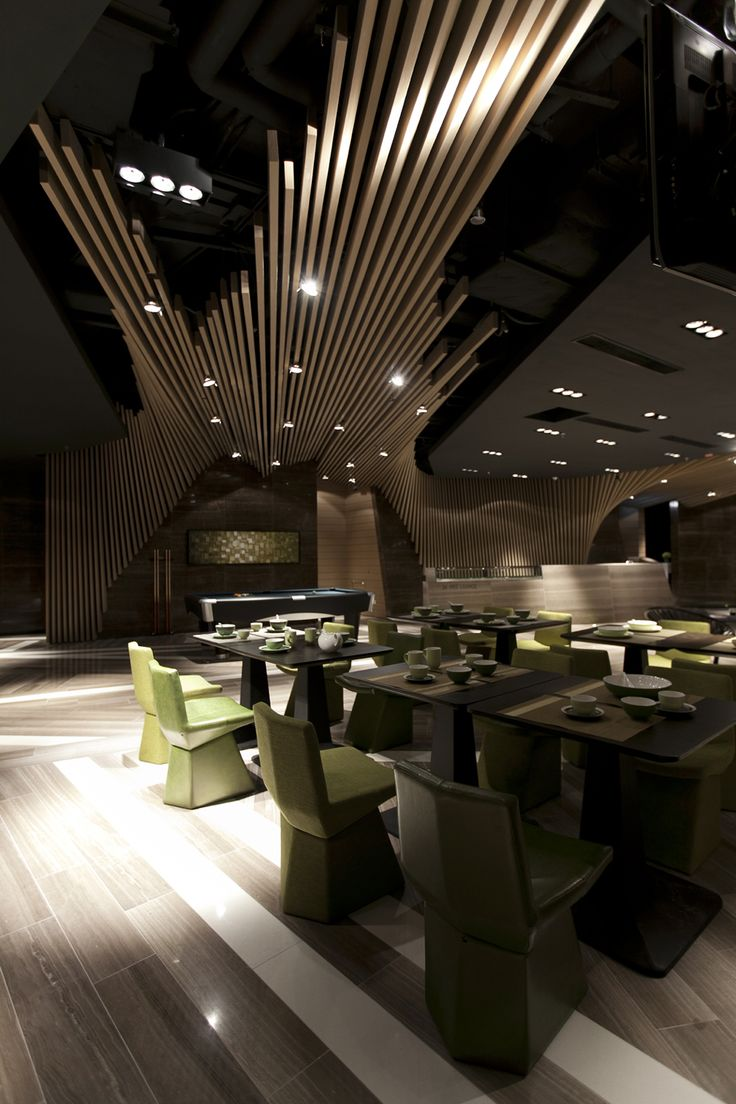 YOHO Midtown Residential Clubhouse, Hong Kong Designed By