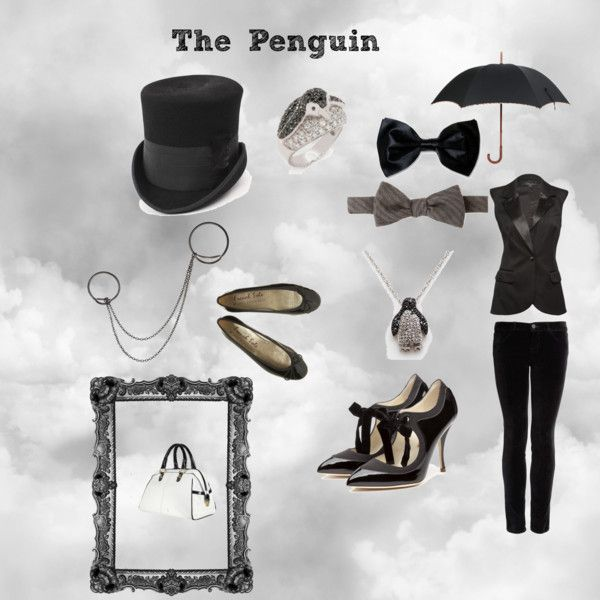 The Penguin Awesome Clothing Pinterest Costumes Penguin