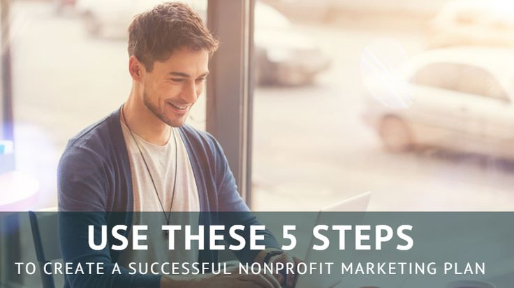 Nonprofit Marketing expert, Julia Campbell covers the five steps it takes to create an effective nonprofit marketing plan to make any organization's goals a reality, whether they be to increase donations, grow members, raise awareness, or otherwise.