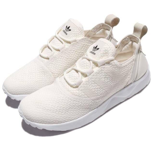 Adidas Originals Zx Flux Adv Virtue W Off White Women R