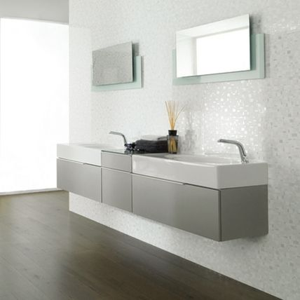 Porcelanosa bathroom vanities with creative photos in us for Porcelanosa sinks