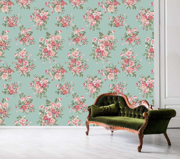 Shabby Chic Floral / Flowers