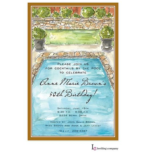 78 best Birthday Party Invitations for adults images – Order Party Invitations