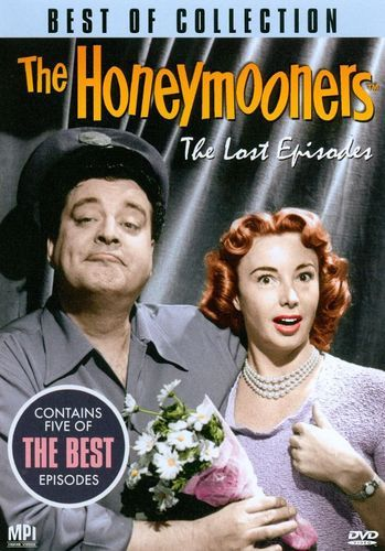 Best of Collection: The Honeymooners Lost Episodes [DVD]