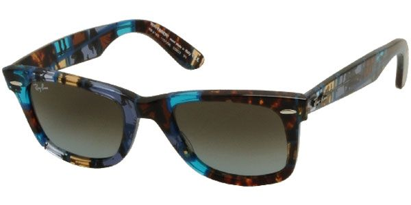 I also think these are pretty cool! Sunglasses - Ray Ban RB2140 Original Wayfarer