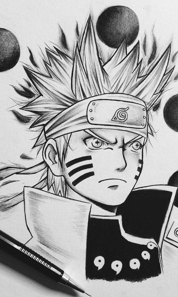 61 New Trend And Awesome Manga And Anime Drawing Style Page 44 Naruto E Sasuke Desenho Anime Naruto Tatuagem Do Naruto