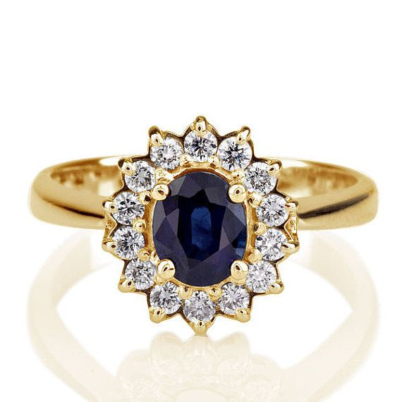 39 best Engagement Rings in colors images on Pinterest