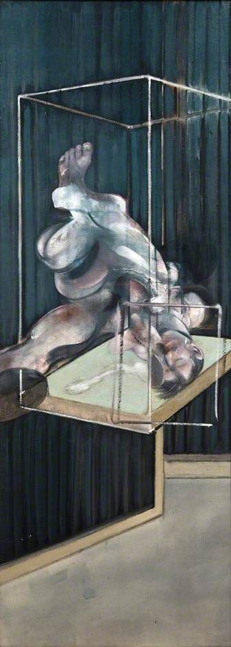 Francis Bacon Two Figures