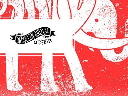 Brooklyn Animal Design est née en 2013 d'une idée originale : pour son fils, un père crée un t-shirt avec le nom de l'enfant en forme d'un jaguar prêt à bondir. L'inspiration aidant, le père décide de créer une nouvelle énigme pour son enfant et dessine un éléphant dans lequel il dissimule le nom de leur ville.  #LeBonMarche #Tendance #Brooklyn #fashion #mode #kids #children #enfant #Bk #USA #dressing #BrooklynRiveGauche