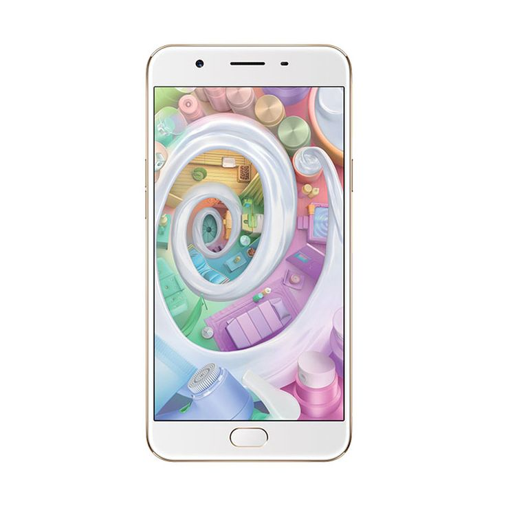 HP Oppo f1s | Harga Oppo F1S Smartphone – Gold