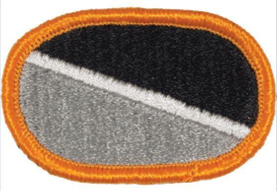 John F. Kennedy Special Warfare School Flash (PF-JFK-B)
