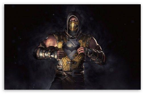 Mortal Kombat X Batman wallpaper