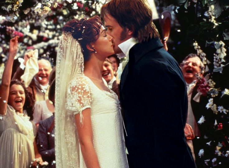 Pride & Prejudice ~ The wedding we never saw!...... when i finished it I was like... SHOW ME THE WEDDING