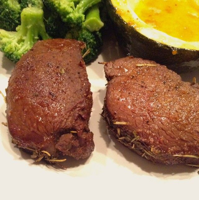 how to cook venison backstrap nz