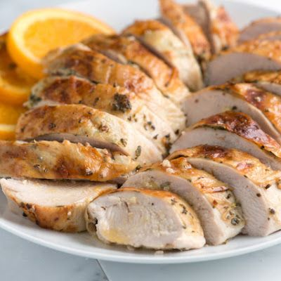 Roasted Turkey Breast Tenderloins @keyingredient