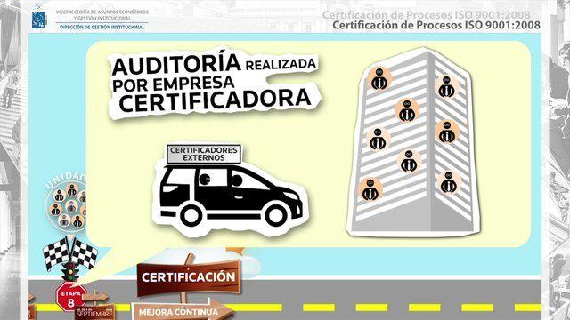 Descubre como se llevó a cabo el proceso de certificación ISO 9001:2008 http://vimeo.com/79423110