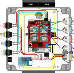 CNC WIRING WITH ARDUINO - Google Search