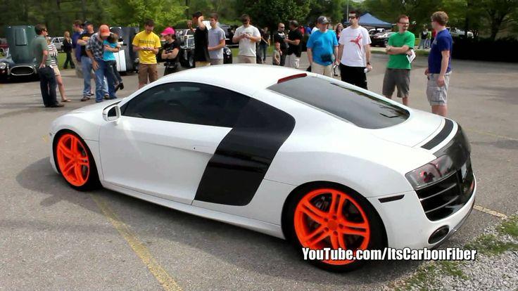 Hoonigan Mustang Vs Audi