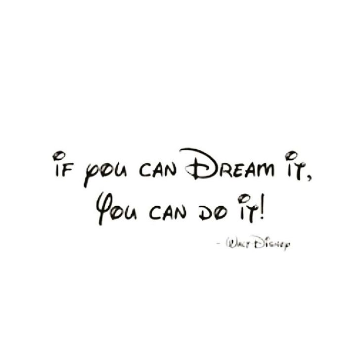"""205 """"Μου αρέσει!"""", 4 σχόλια - @antoniakarra στο Instagram: """"Goodmorning with an inspirational quote✨✨✨ #ifyoucandreamityoucandoit #walt #waltdisney #dream…"""""""