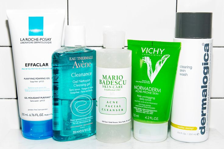 Extra-Strength Cleansing: The Best Cleansers For Oily Skin
