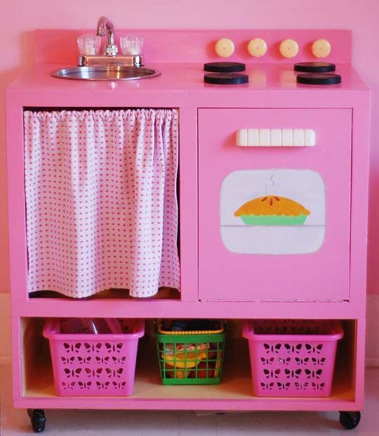 Pink Play Kitchen Set 128 best childs kitchen set images on pinterest | play kitchens