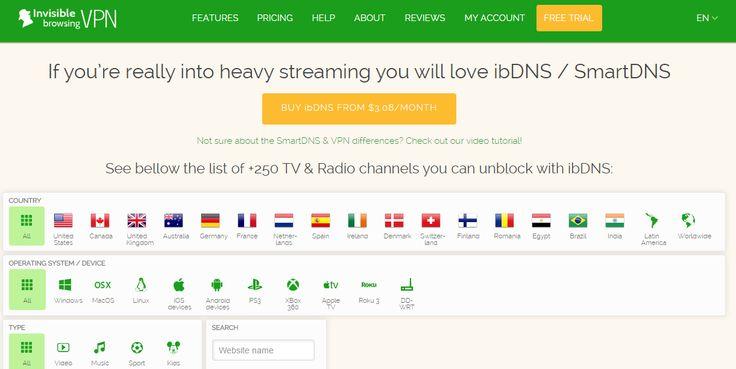 Unblocks 250+ restricted websites & helps you enjoy your favorite show!