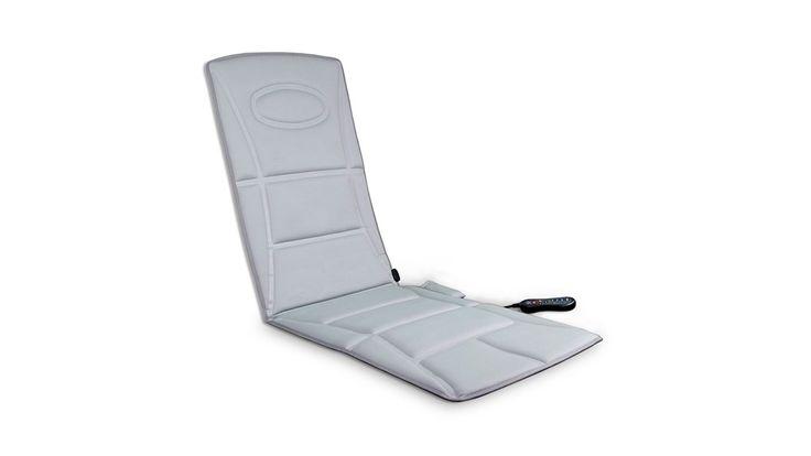 Prepare-se! Chegou a Esteira Pro Massage Relax Medic. Agora você pode descansar confortavelmente, pois ela será o seu massagista particular na hora em