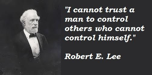 Robert e Lee Famous Quotes images
