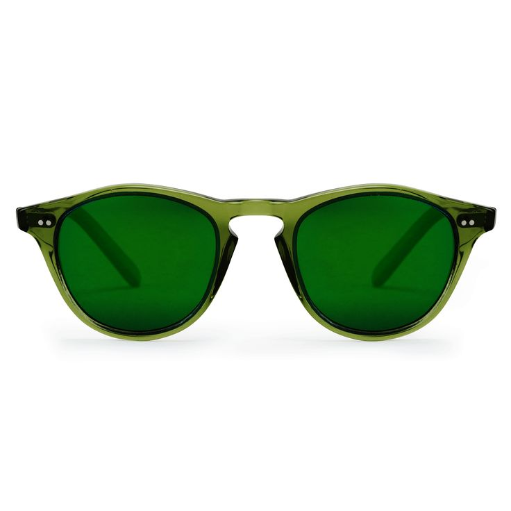 All eyewear are handcrafted in a premium cellulose acetate. We use a CR39-lens that is impact-resistant and includes a 100% UV (400) protection.…