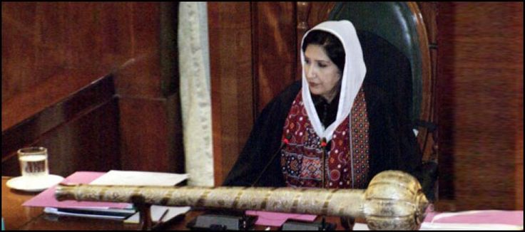 'Go Shehla Go' chants echoes in Sindh Assembly