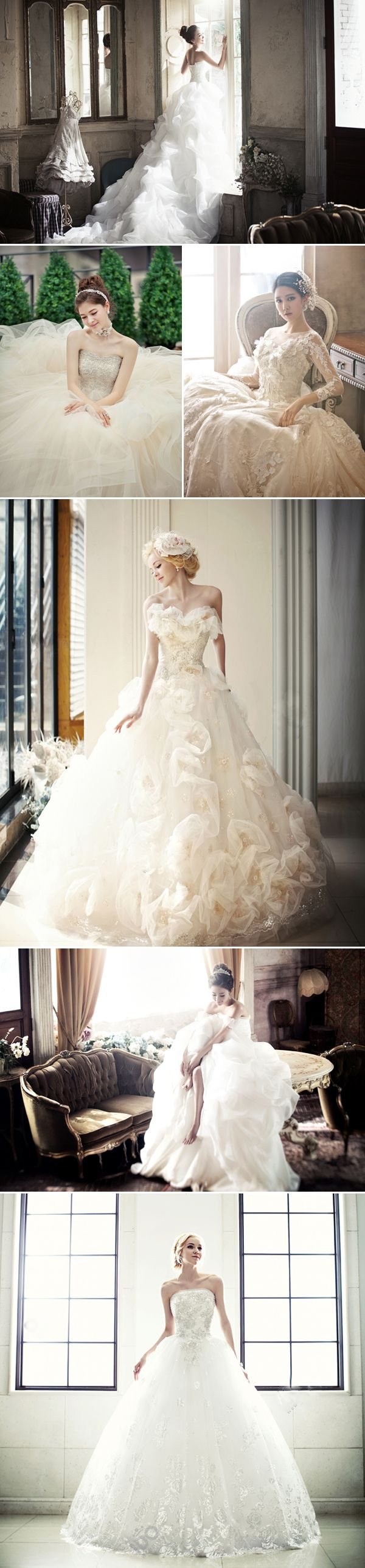 For brides who want to look and feel like a royal princess or queen on their wedding day, today's inspiration is handpicked for you. Classic princess ball gowns are all about romance with lace accents, intricate embroidery, voluminous gowns, and elegant silhouettes. Let these gorgeous princess-worthy wedding dresses below fulfill your childhood dreams.   Lazaro …