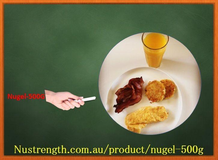 Brisbane Protein Powder Supplements - Nugel-500G