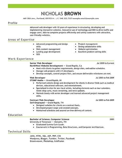 best 25 free online resume builder ideas on pinterest online best resume building sites - Best Resume Builder Sites