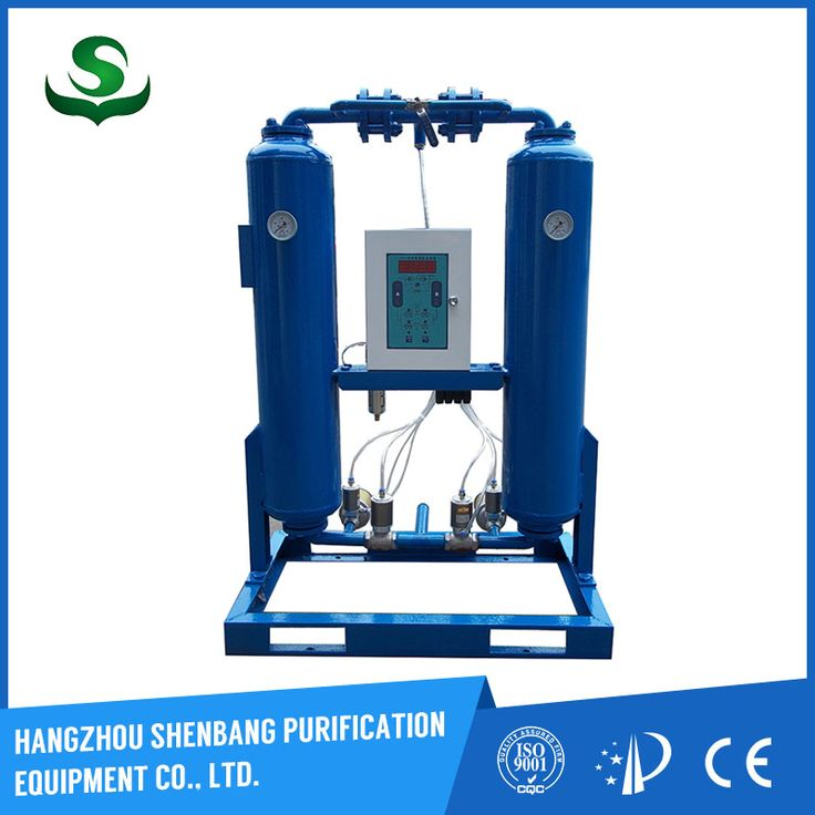 Hot selling air dryer type adsorption air dryer air compressor for wholesales