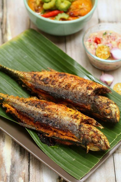 Ikan Cencaru Sumbat Sambal Masam Manis Sambal Recipe Malay Food Malaysian Cuisine