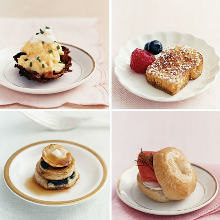 Unexpected Wedding Food Idea Serve Breakfast For Dinner Or Hors Doeuvres