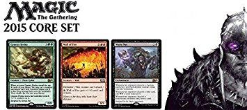 MTG Magic the Gathering Card Game M15 2015 Core Set – ALL 5 PRERELEASE KITS Review 2017