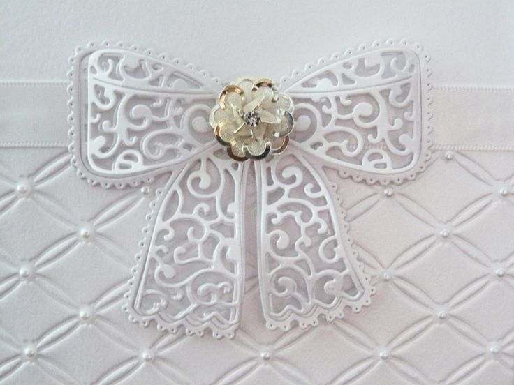 Image result for tattered lace chantilly bow