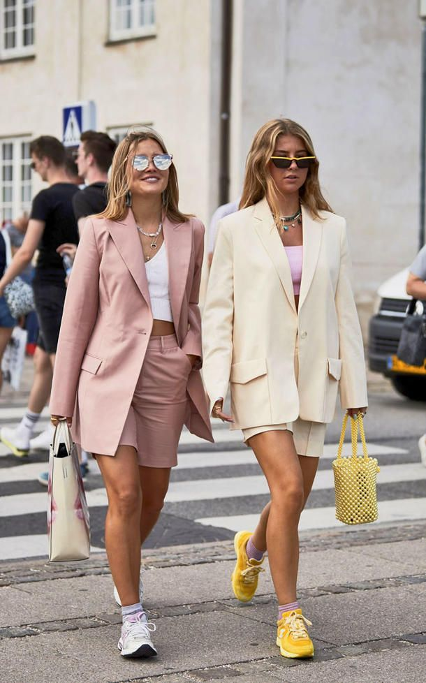 Fashion trends 2020: the most important trends of the year! in 2020 |  Copenhagen fashion week, Street style trends, Fashion