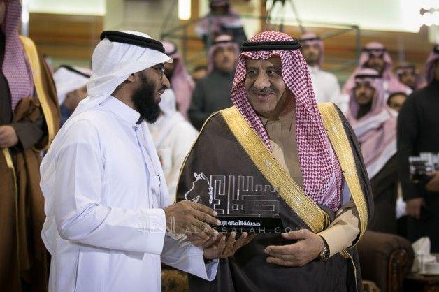 الأصالة شكرا سمو الأمير خالد بن سلطان تكريمكم وسام غالي Arabian Horse Fashion Academic Dress