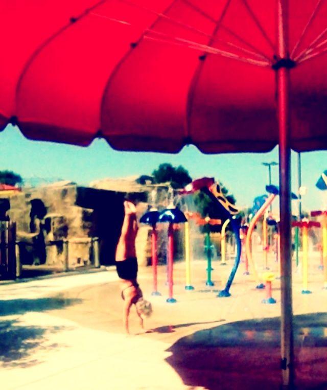 56 Skokie water playground
